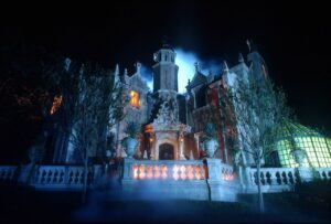 Haunted Mansion im Magic Kingdom (Orlando, Florida)