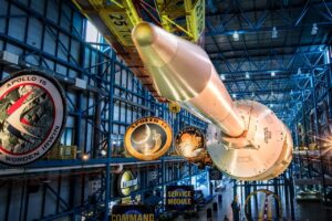Kennedy Space Center: Saturn V