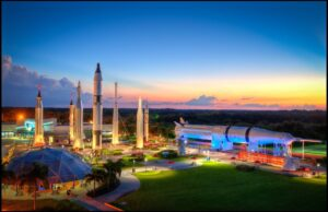 Kennedy Space Center: Raketengarten
