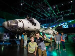 Kennedy Space Center: Space Shuttle Atlantis