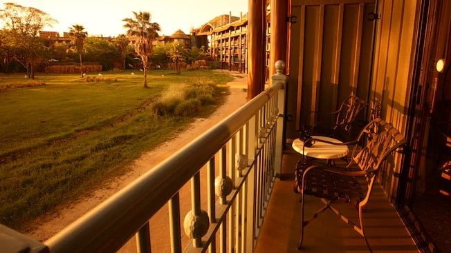 Disney Hotel: Animal Kingdom Lodge