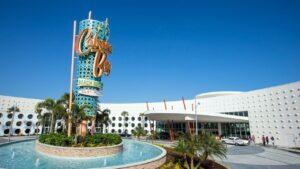 Hotels für Universal Orlando: Universal's Cabana Bay Beach Resort