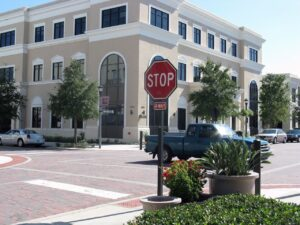 Verkehr in Orlando (Florida) - Transportmöglichkeiten Auto