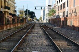 Öffentlicher Verkehr in Orlando (Florida) - Transportmöglichkeiten Zug