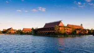 Disney-Hotel: Disney's Polynesian
