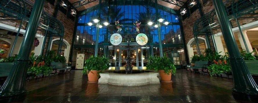 Disney Hotel: Port Orleans Resort French Quarter