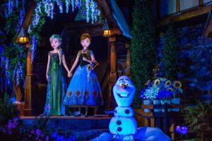 Frozen Ever After in Epcot (Walt Disney World)