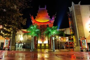 Great Movie Ride in Disney's Hollywood Studios (Florida)