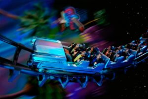 Rock'n'Roller Coaster in Disney's Hollywood Studios (Florida)