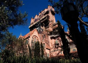 Tower of Terror in Disney's Hollywood Studios (Florida)