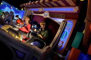 Toy Story Midway Mania in Disney's Hollywood Studios (Florida)