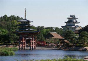 World Showcase in Epcot (Walt Disney World)