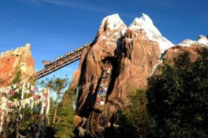 Expedition Everest in Disney's Animal Kingdom (Florida)