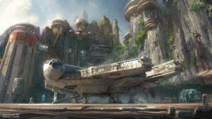 """Star Wars""-Land im Walt Disney World (Florida)"