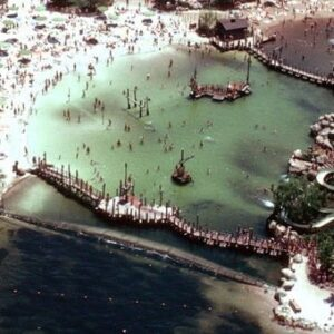 Disney River Country (Florida) - Grosser Pool