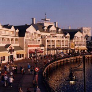 Disney's Boardwalk in Orlando (Florida)