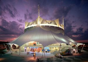 Cirque du Soleil Orlando: La Nouba in Orlando (Florida)