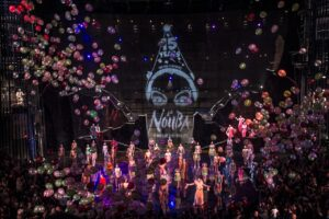 Cirque du Soleil : La Nouba in Orlando (Florida)