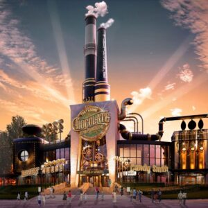 Toothsome Chocolate Emporium Savory Feast Kitchen beim Universal CityWalk in Orlando (Florida)
