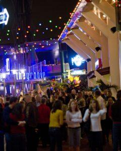 Universal CityWalk in Orlando (Florida)