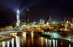 Universal's Islands of Adventure in Orlando (Florida)