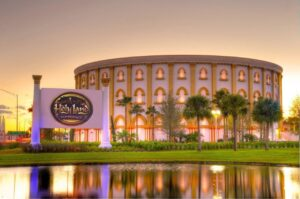 Holy Land Experience: Church of all Nations