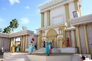 Holy Land Experience: Great Temple