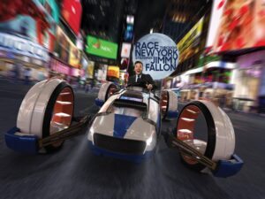 Race Through New York Starring Jimmy Fallon in Orlando (Florida)