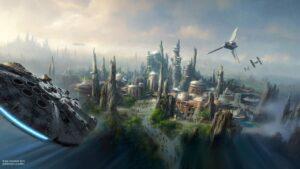 """Die Macht ist stark in Florida: Das """"Star Wars""""-Land im Walt Disney World"""