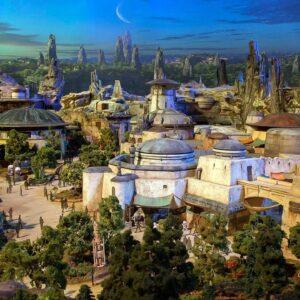 Disney Orlando Hollywood Studios Star Wars