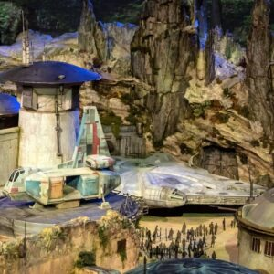 Disney Orlando Hollywood Studios Star Wars Falken