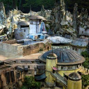 Disney Orlando Hollywood Studios Star Wars Galaxs Edge