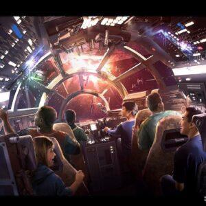 Disney Orlando Hollywood Studios Star Wars Simulator
