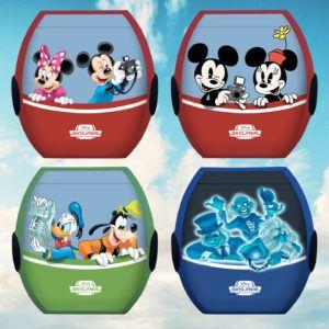 Walt Disney World Resort Skyliner Mickey