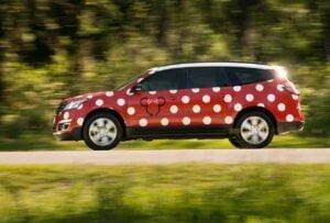 Walt Disney World Resort Vans Uber