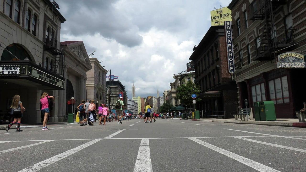 Disney hollywood studio orlando florida streets of america for A new image salon orlando