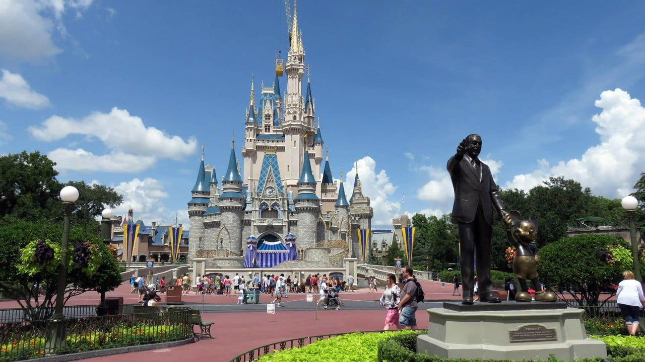 Magic Kingdom Schloss