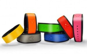MagicBand fürs Walt Disney World Farben