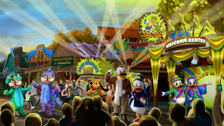 Jubiläum: 20 Jahre Disney's Animal Kingdom