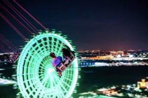 Orlando Starflyer: Spass in der Nacht
