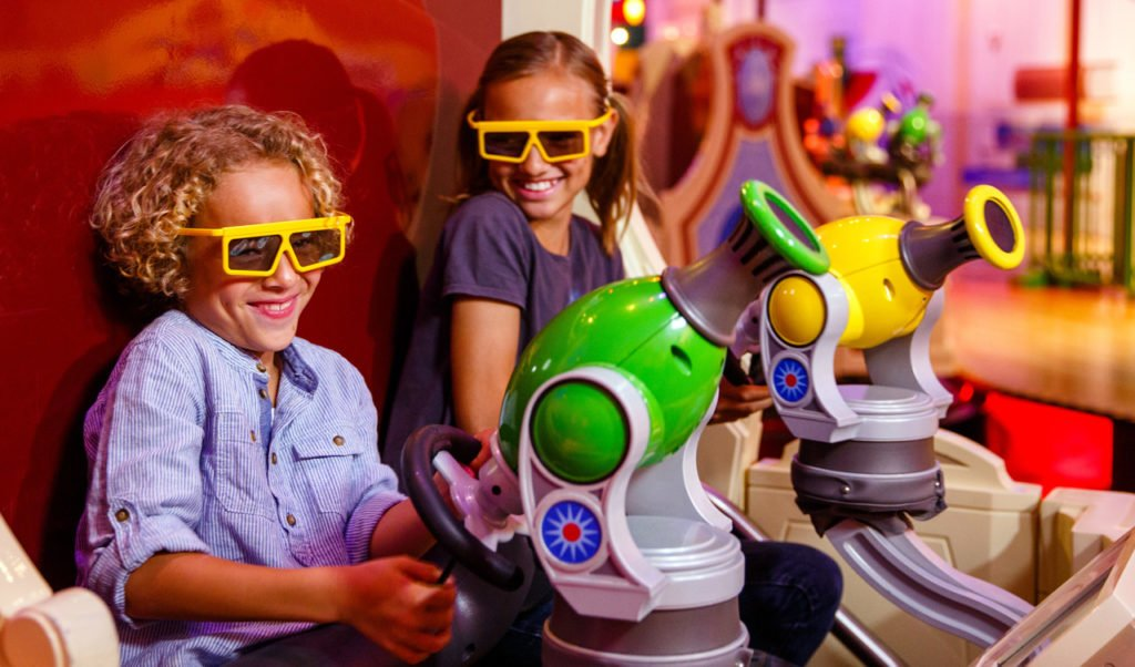 Familienurlaub in Walt Disney World Florida