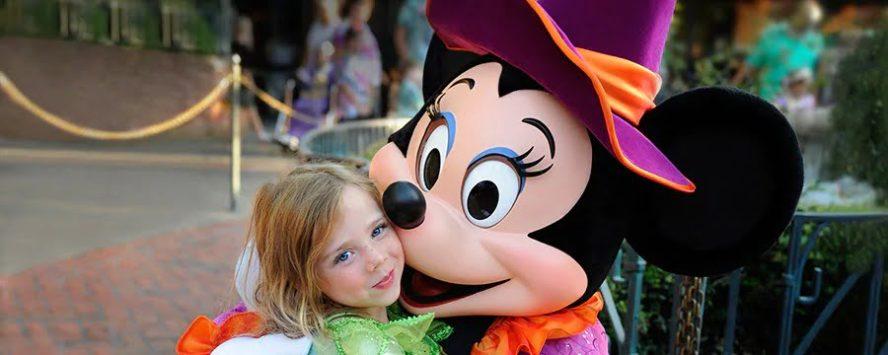 Disney World Halloween Orlando 2018