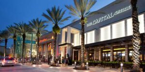 Shopping in Orlando: Mall at Millenia