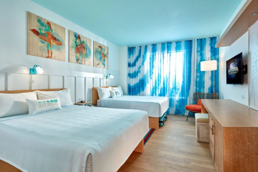 Ein neues Hotel fürs Universal Orlando Resort [Update] - Universal Orlando's Endless Summer Resort