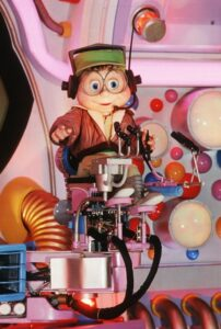 "Animatronic ""Buzzy"" aus Epcot gestohlen #FindBuzzy"
