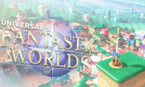 Universal's Fantastic World Leak