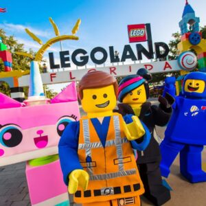 Legoland Florida Resort - The Lego Movie