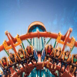Busch Gardens Tampa Freefall