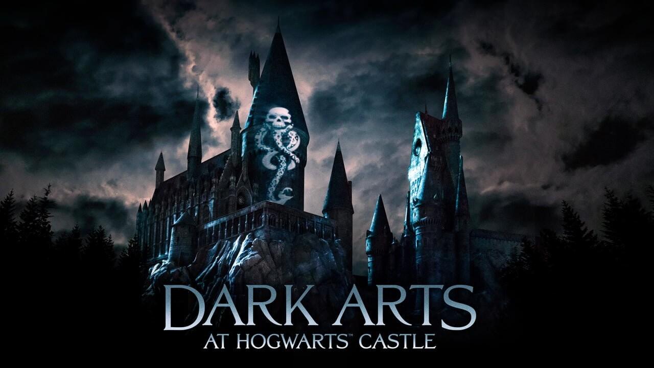 Harry Potter Dark Arts At Hogwarts Castle Orlando