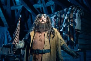 Harry Potter: Hagrid Achterbahn Hagrid Animatronic